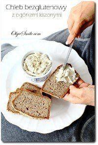 Gluten free buckwheat and cucumber bread (yes. Vegan Bread, Buckwheat, Vegan Vegetarian, Cucumber, French Toast, Rolls, Gluten Free, Baking, Breakfast