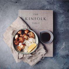 Kinfolk style surface #13 for food photo. Blu-grayish texture. Surface for kinfolk food photo