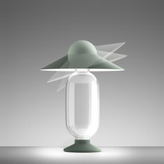 LED table lamp HOLLYG by Giorgio Biscaro, FontanaArte, 2015