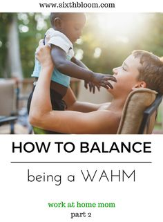 How to Balance Being a Work At Home Mom | part 2 - Sixth Bloom Photography Tips & Tutorials, Photography Business Tips