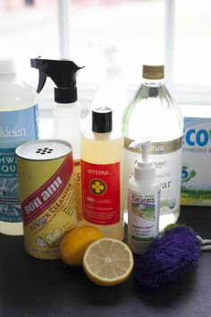"""I adore a tidy and clean home. You too? The smell of commercial products don't register with me as """"clean,"""" but chemical. For good reason, most commercial cleaning products..."""