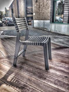 Simple Valovi Chair CNC Opensource Homemade