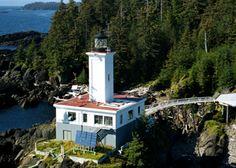 Cape Decision Lighthouse Alaska