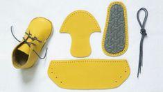 10 moldes de sapatinhos de bebê para baixar grátis - Blog do Elo7