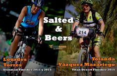 Salted&Beers, el evento de los deportistas de larga distancia