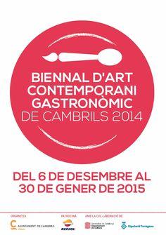 Biennal d'Art Contemporani Gastronòmic de Cambrils 2014