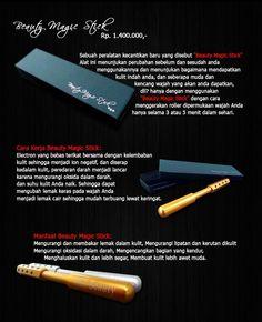 Magic stick www.mc-indonesia.com/MisraNilauwati