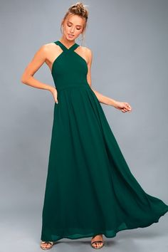 18 Best EMERALD GOWNS images in 2019 | Bridesmaid dresses