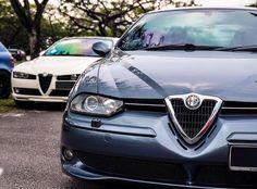 Amazing Alfa Romeo 156 GTA #Alfisti