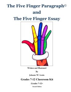 The Five Finger Paragraph and The Five Finger Essay. This book teaches students to write paragraphs & essays without the struggles. Written specifically to and for teenagers and others who need to be able to write essays for a timed-testing situation (such as the SAT/ACT exams). This color-coded learning aid teaches brain-based methods, very kinesthetically, for writing essays that are simple to learn, easy to remember. Excellent use of mnemonics for Linguistic and Logical/Mathematical… Act Exam, Act Test Prep, Education Major, College Application, Learn To Code, Teacher Humor, Essay Writing, School Days, Memoirs