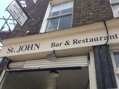 St John, London