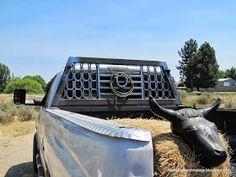 Fishhead Technology Cowboy Headache Rack & Headache rack. | Toy accessories. | Pinterest | Metals Stuffing and ...