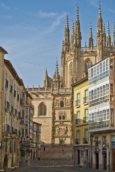 Burgos, Castile and Leon | Spain (by Erick Garcia Garcia) I remember the whole town closing for SIESTA! would be a great place to live.LOL