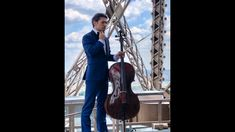 "Song to the moon / Dvorak ""Rusalka"" by Gautier Capuçon / Concert de Pari... Gautier Capucon, Why Song, Cello Music, Rusalka, Bastille Day, Tour Eiffel, Classical Music, Orchestra, Tours"