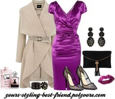 All Wrapped up! by yours-styling-best-friend on Polyvore
