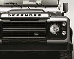 Land Rover black & silver pack Defenders
