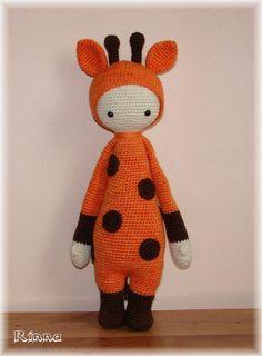 Made by Katja B. Amigurumi Patterns, Amigurumi Doll, Crochet Patterns, Crochet Ideas, Crochet Crafts, Crochet Toys, Chrochet, Cute Dolls, Tweety