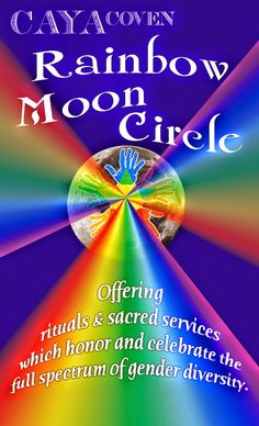 Beyond the Binary: Exploring Currents of Gender and Deity: Come As You Are to… The Rainbow Moon Circle