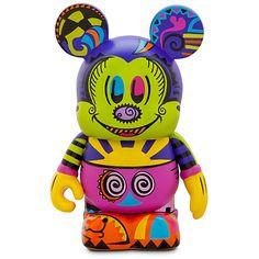 Vinylmation D-Tour Series 3'' Figure -- Mickey Mouse Doodles