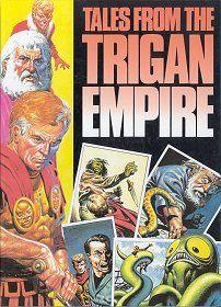 The Trigan Empire | Hey Kids Comics Wiki | FANDOM powered ...