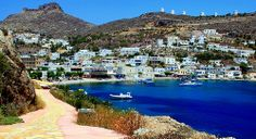 Leros island, Dodecanese, Greece Medieval Town, Medieval Castle, Karpathos, Archaeological Site, Small Island, Most Visited, Best Vacations, Greek Islands, Santorini