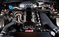 BMW M5 2jz-gte swap