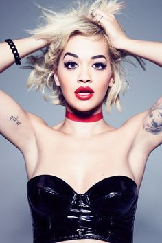 """Rita Ora the """"I will never let you down"""" British singer will certainly not let you down in these nude leaked photos of her. The 25 year old may have fake blonde hair, but her all-natural curves are as authentic Rita Ora, Rimmel, Rihanna, Natural Curves, Sexy Girl, Kylie Minogue, Celebs, Celebrities, Girl Photos"""