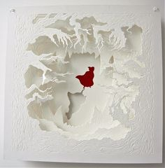 Handcut Paper Decorations. Emi Hazlett.
