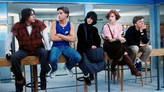 In the latest instalment of our 'Then and Now' series we take a look back at John Hughes' classic coming-of-age comedy drama #TheBreakfastClub
