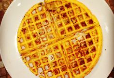 Waffle-Iron Recipes - How to Make Scrambled Eggs with a Waffle Iron - Oprah.com  and other clever ways to use that waffle iron
