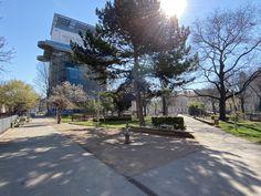 Esterházypark in Wien Mariahilf in Zeiten von Corona Parks, News Blog, Vienna, Sidewalk, Corona, Air Fresh, Autumn, Side Walkway, Walkway