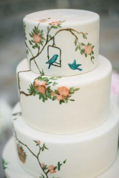 nice whimsy cake