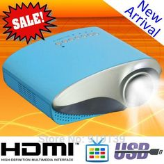 Digital Small Size Portable LED Projector 802 Cheap Price HDMI TV Tuner Video Proyector Home Used Movie Beamer Free Shipping