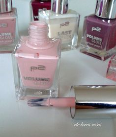 Smalti P2 cosmetics, review sul blog! Love Rose, Swatch, Perfume Bottles, Make Up, Cosmetics, Blog, Beauty, Makeup, Beleza