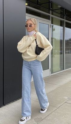 Retro Outfits, Mode Outfits, Cute Casual Outfits, Winter Outfits, Fashion Outfits, 40s Mode, Looks Pinterest, Looks Style, Mode Style