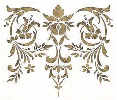 Melanie Royals stencil