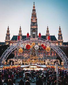 #Vienna Christmas Market