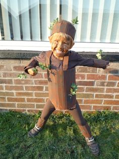 Superb Fantastic Stick Man Costume For World Book Day