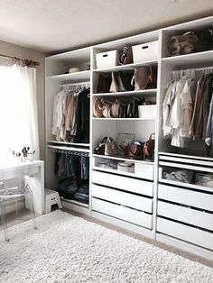 Closet Organization Jeans Ideas