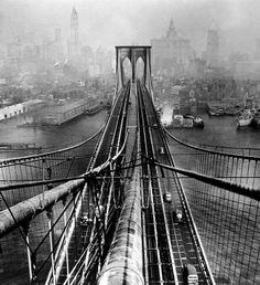 Brooklyn bridge 1946
