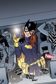 BATGIRL #35   DC Comics