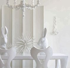 Beautiful white home