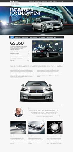 Lexus 'Creating Amazing' by Sean Hobman