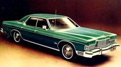 1973 Mercury Marquis Sedan - Productioncars.com