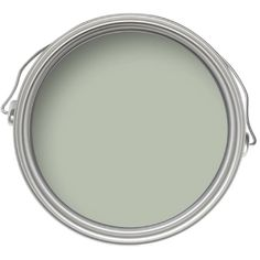 Find Farrow & Ball Estate Vert De Terre - Matt Emulsion Paint - at Homebase. Visit your local store for the widest range of paint & decorating products. Sage Living Room, Sage Green Bedroom, Sage Green Paint, Sage Green Walls, Green Paint Colors, Sage Color, Paint Colors For Home, Room Colors, Green Sage