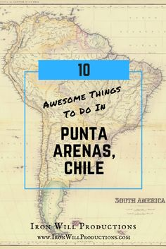 10 Awesome Things to Do in Punta Arenas, Chile (the near tip of the world!). Explore the city by walking and see the cemetery, museums, monuments, views, penguins, and more!