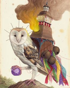 El Gato Chimney - Extraordinary Nature with Homes Attached   Patternbank