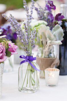 #jars Photography by aureliadamore.com Event Planning by amazinggracedesign.com Floral Design by hiddengardenflowers.com  Read more - http://www.stylemepretty.com/2013/06/07/malibu-wedding-from-aurelia-damore/