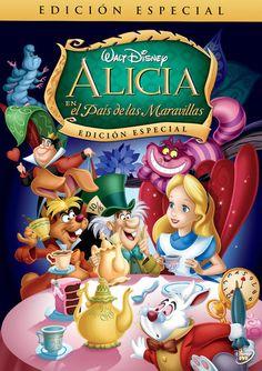 Alice in Wonderland (Alicia en el país de las maravillas) (1951)