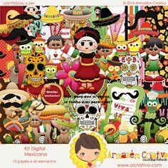 Kit digital Mexicana